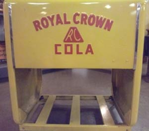 Royal Crown Cola Quikold Standard Soda Cooler