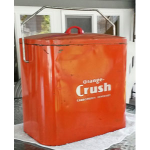 Superior Jr Orange Crush Cooler